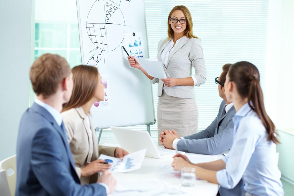 kako započeti prezentaciju
