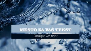 free powerpoint template abstract water